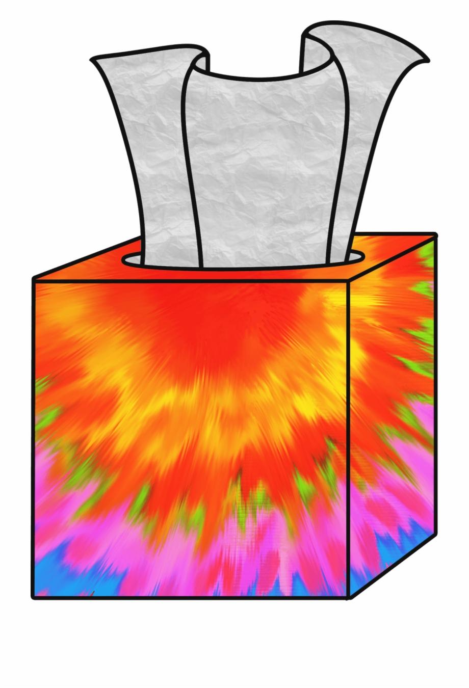 Tissue Box Clipart.