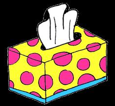 Tissue Box Cliparts.