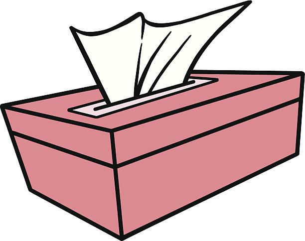 Best Tissue Box Illustrations, Royalty.