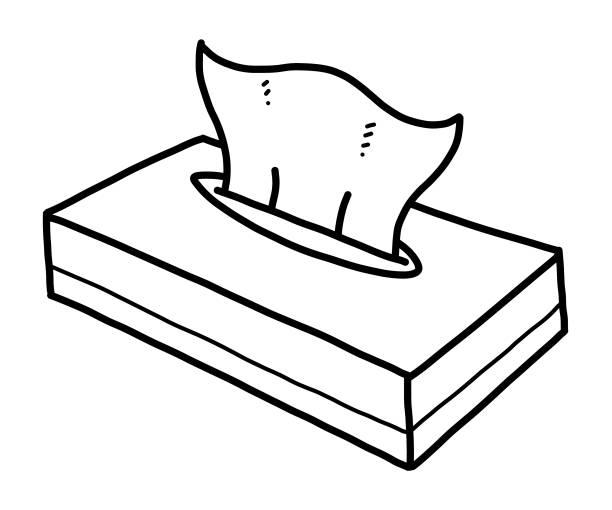 Tissue box clipart 5 » Clipart Station.