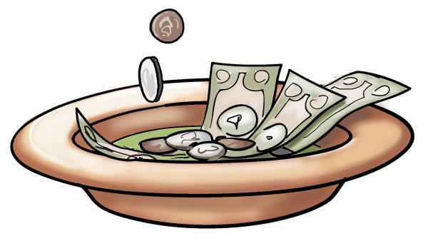 Tithing clipart 2 » Clipart Portal.
