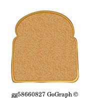 Toast Clip Art.