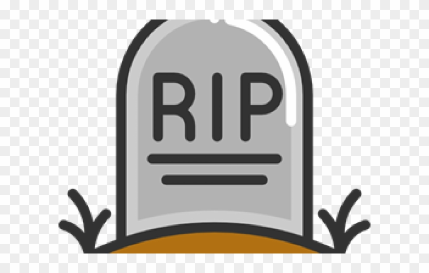 Tombstone Clipart Death.