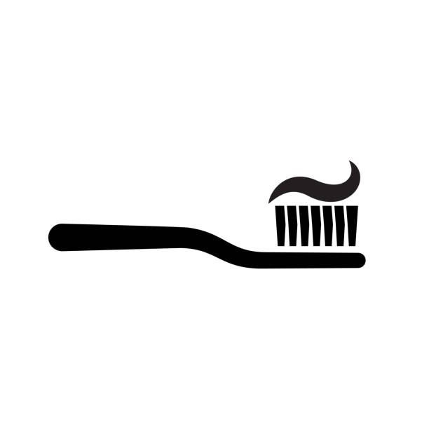 Best Toothbrush Illustrations, Royalty.