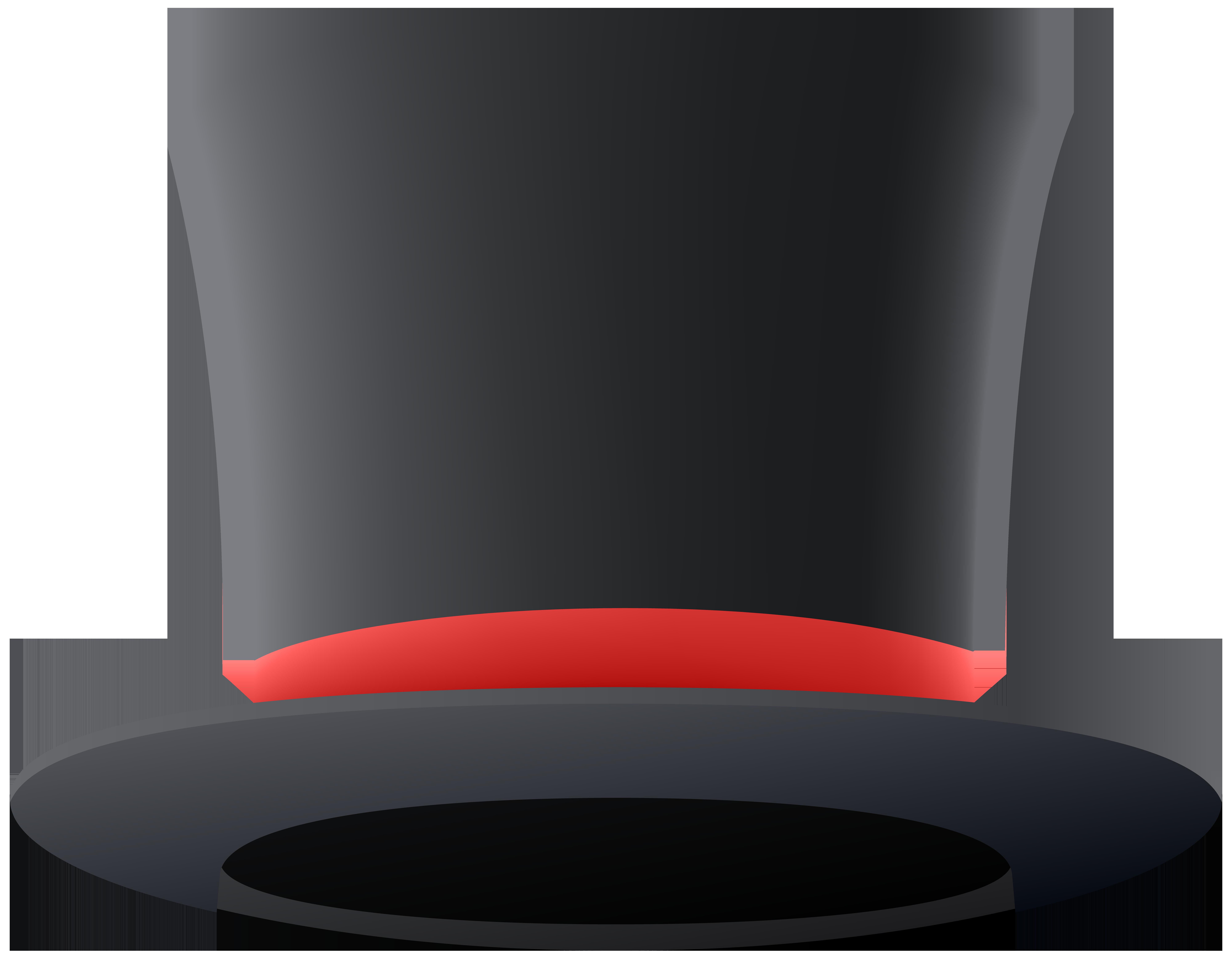 Top Hat PNG Clip Art.