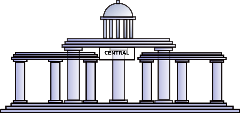 Free Clipart: Town Hall.
