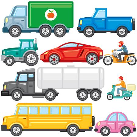 6,065 Toy Truck Stock Vector Illustration And Royalty Free Toy Truck.