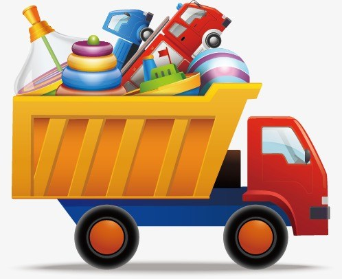 Toy truck clipart 6 » Clipart Portal.