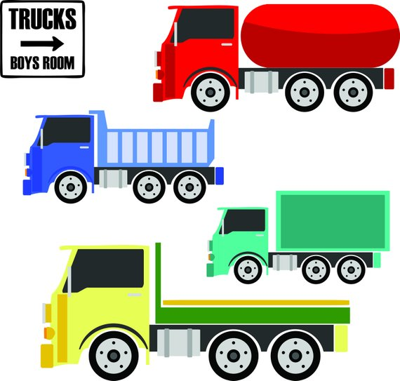 Toy Truck Clip Art (100+ images in Collection) Page 2.