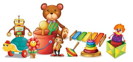 22,826 Toy Box Stock Illustrations, Cliparts And Royalty Free Toy.