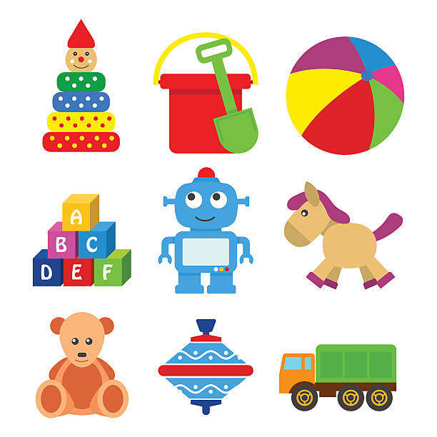 Toys clipart 2 » Clipart Station.