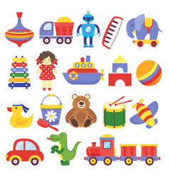 Ship Toys Clipart Vector Images (56).