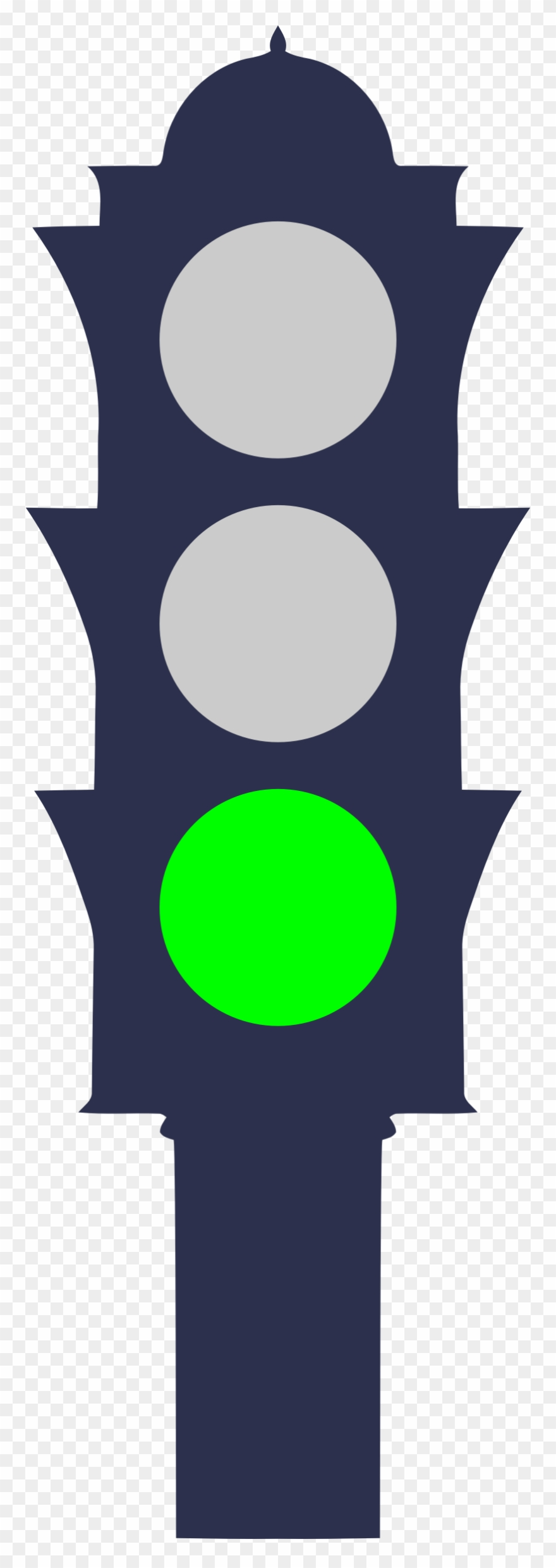 Traffic Light Icon Clipart.