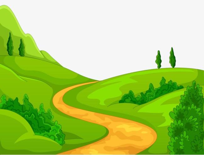 Mountain trail clipart 7 » Clipart Portal.