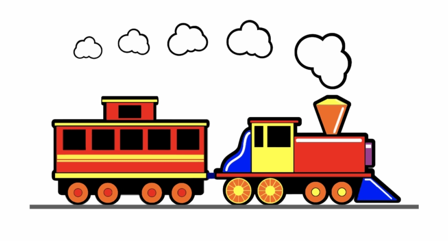Toy Train Clipart , Png Download.