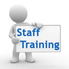 Staff Training Clip Art.