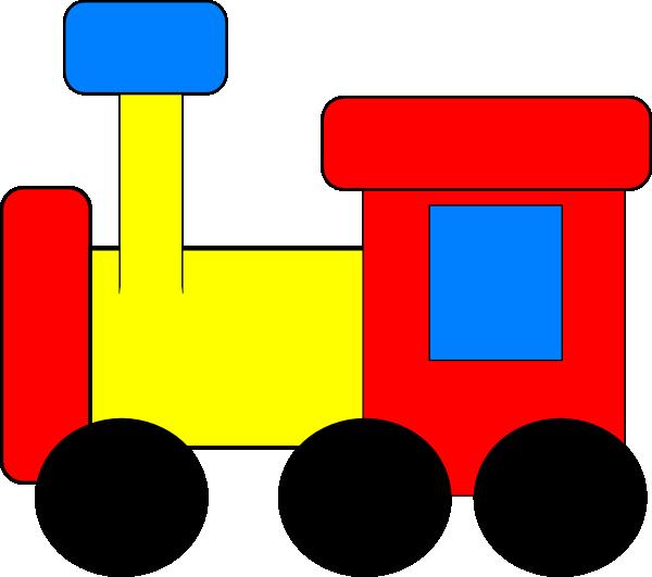 Train Clip Art at Clker.com.