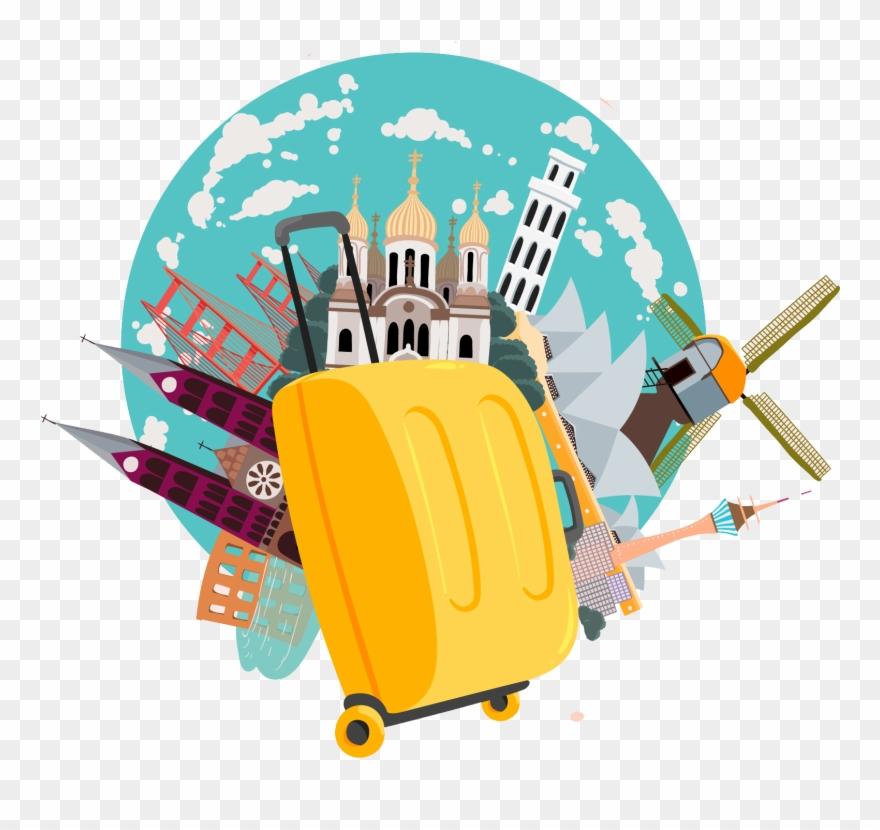 Tour Travel Png Vectors.