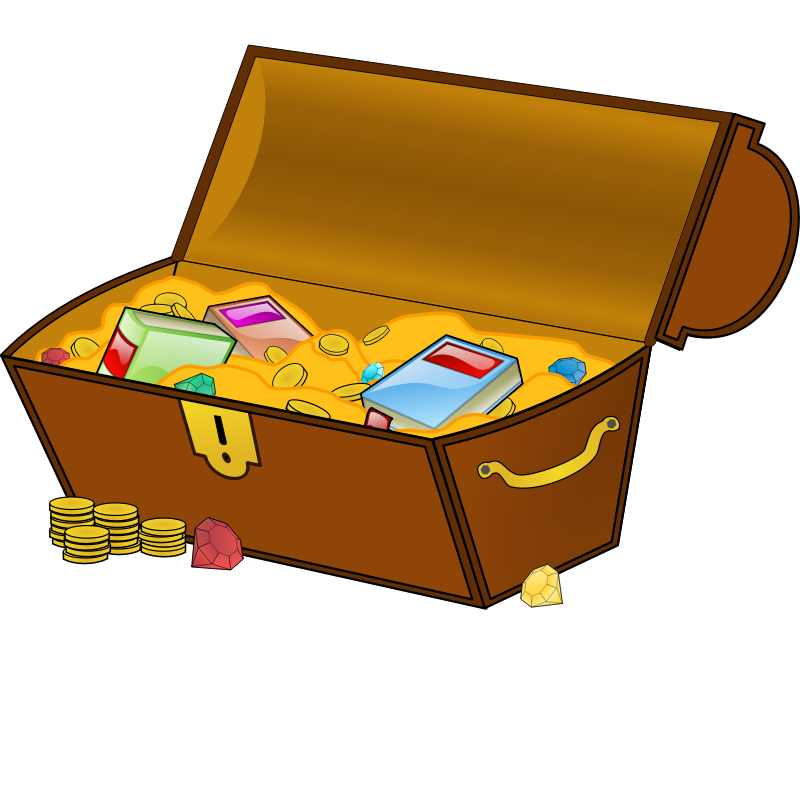Free Images Of Treasure Chest, Download Free Clip Art, Free Clip Art.