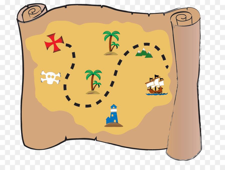 Map Cartoon png download.