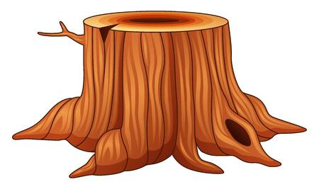 6,435 Tree Stump Stock Illustrations, Cliparts And Royalty Free Tree.