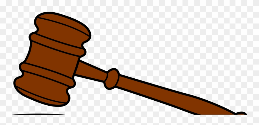 Gavel Clipart Trial.