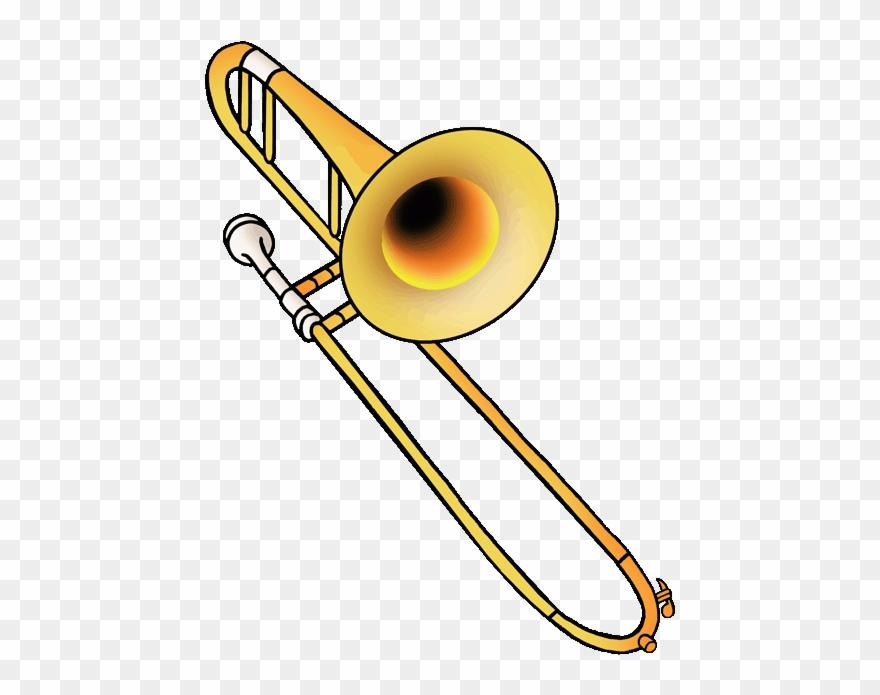 Clip Art Trombone.