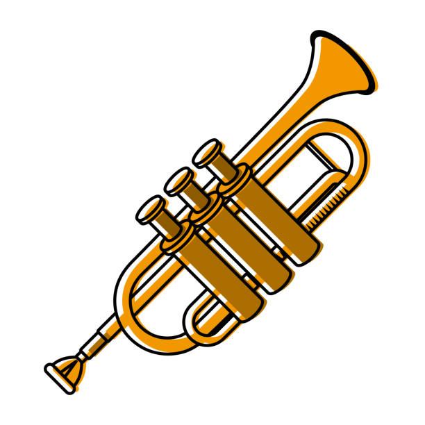 Best Trombone Clipart Illustrations, Royalty.