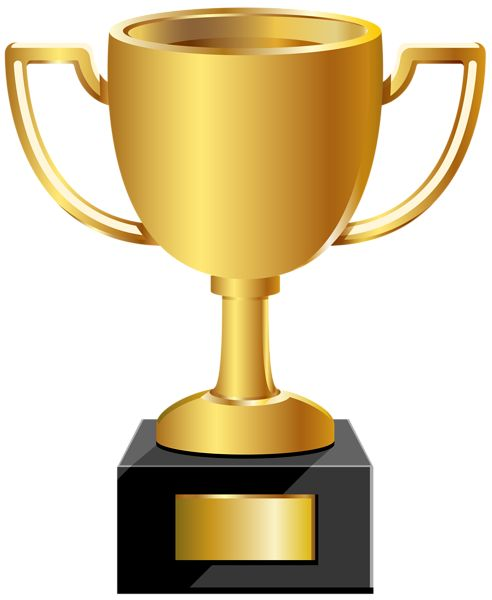 Clipart trophy and medals images on.