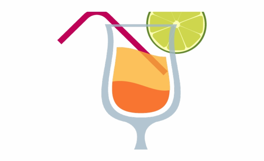 Drinks Clipart Tropical Drink.
