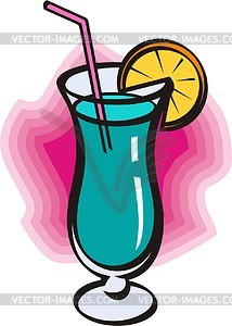 Tropical Drinks Free Clipart #.