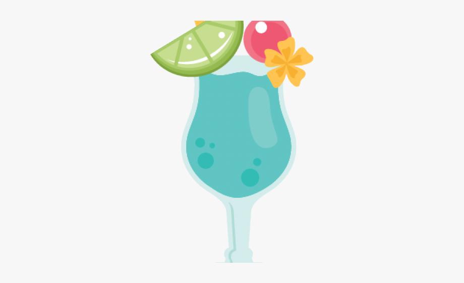 Hawaii Clipart Tropical Drink.
