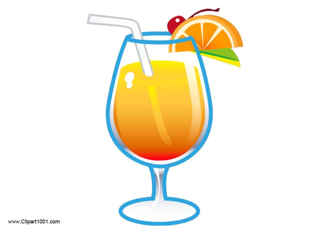 Margarita Clip Art Tropical Drink.