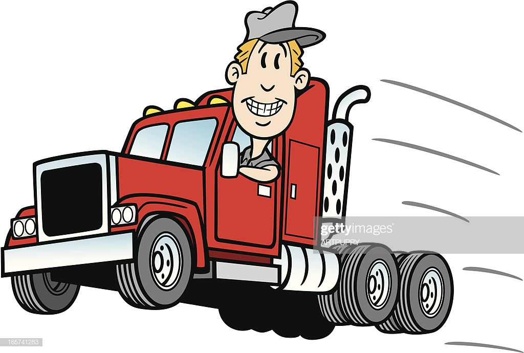 60 Top Truck Driver Stock Illustrations, Clip art, Cartoons, & Icons.