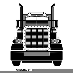 Free Tow Truck Clipart.