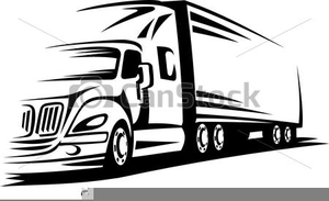 Trucking Clipart Free.