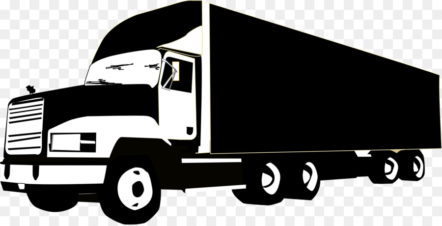 Download Free png Pickup truck Semi trailer truck Clip art trucks.