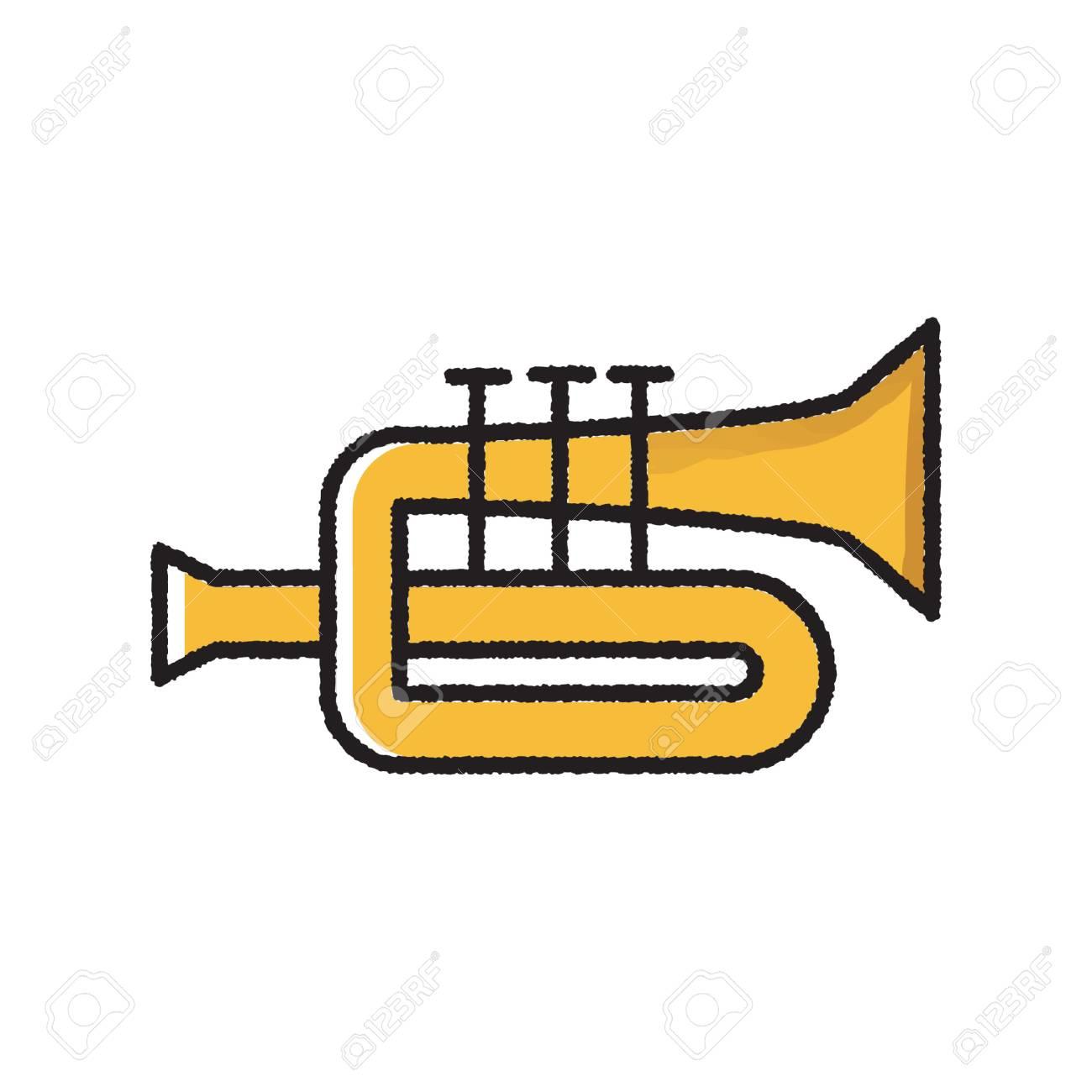Trumpet clip art..