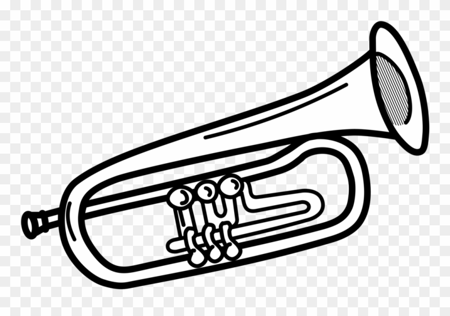 Trumpet Clipart Images Free Download.