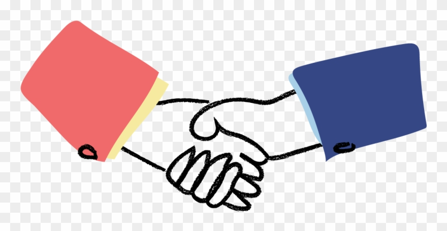 Handshake Clipart Trust.