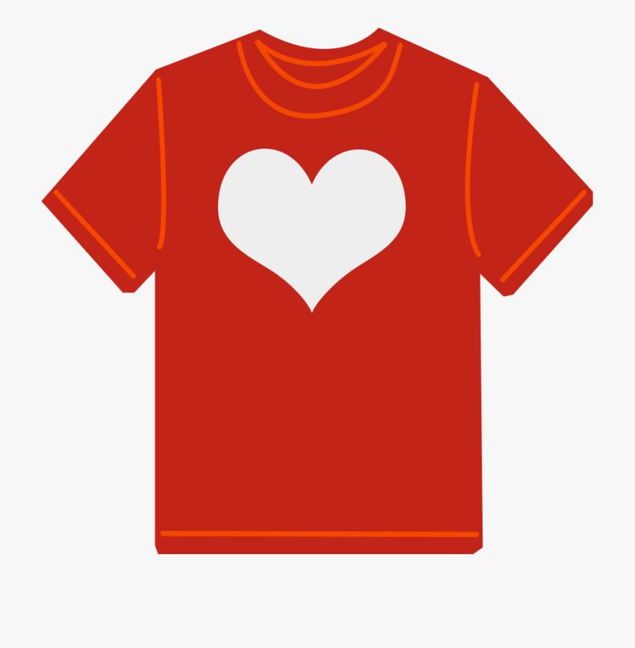 Free Clip Art Tshirt , Transparent Cartoon, Free Cliparts.