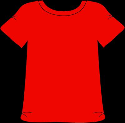 Red Tshirt.