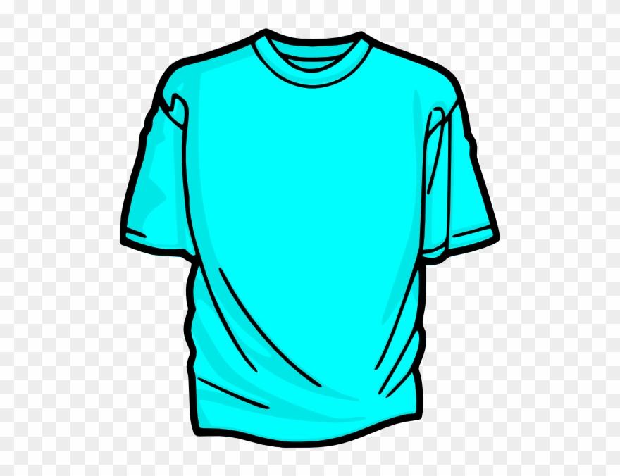Blank Tshirt Clip Art.