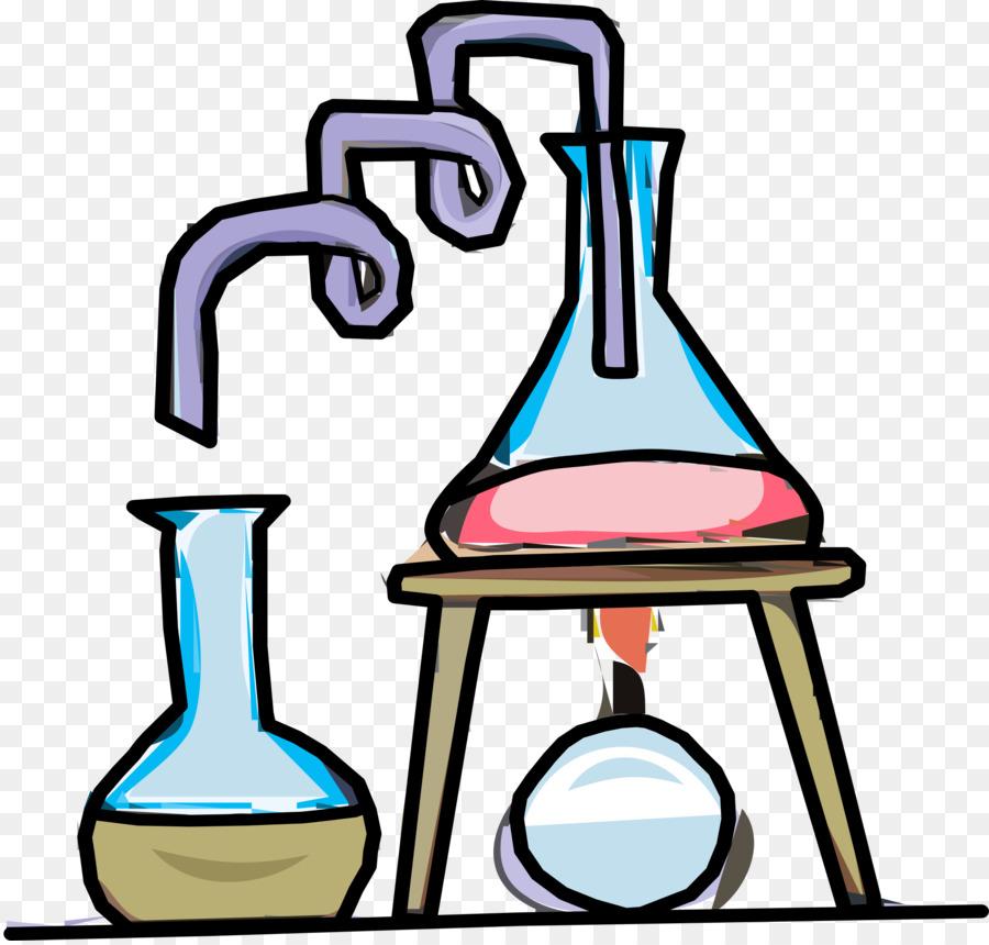 Chemistry Cartoon clipart.
