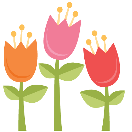 Clipart tulips 3 » Clipart Station.