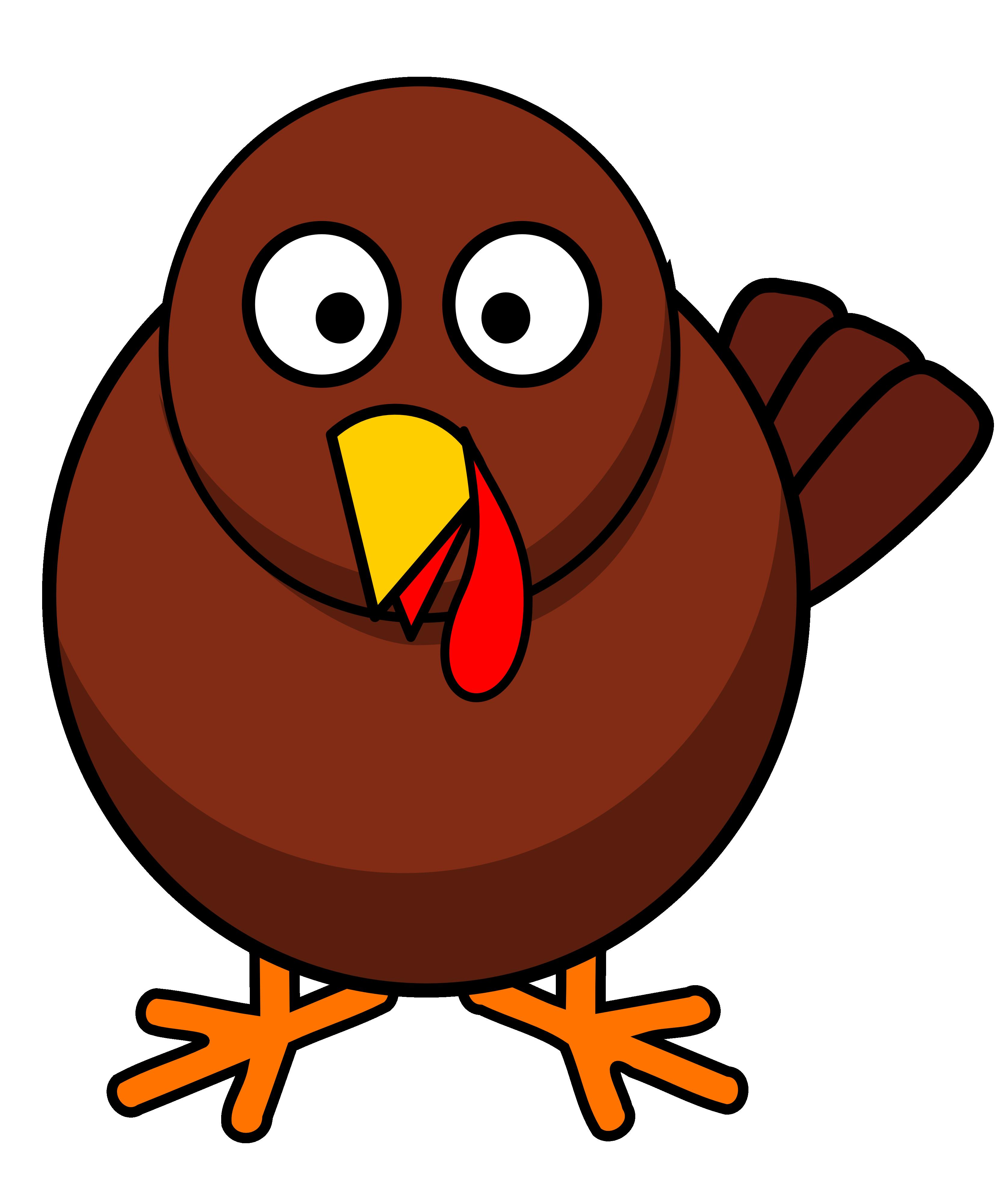 Turkey Clip Art Pictures.
