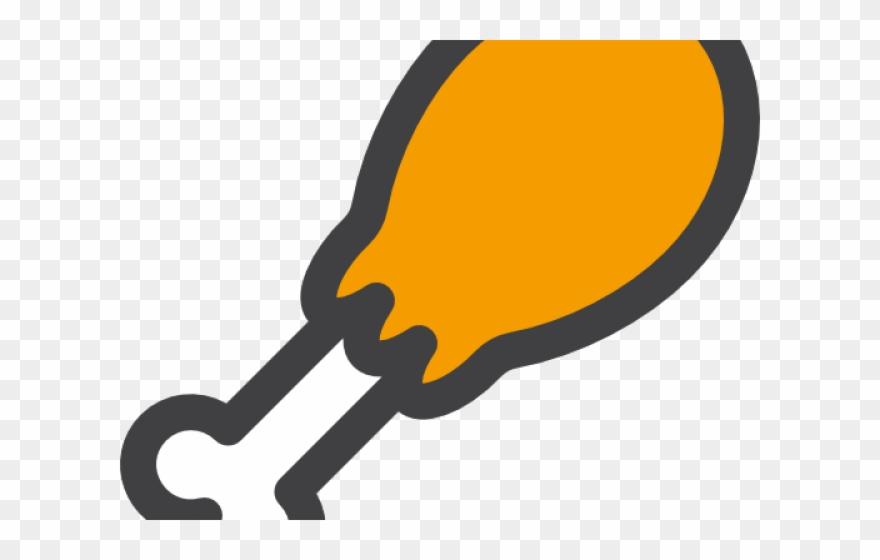 Cartoon Turkey Leg.