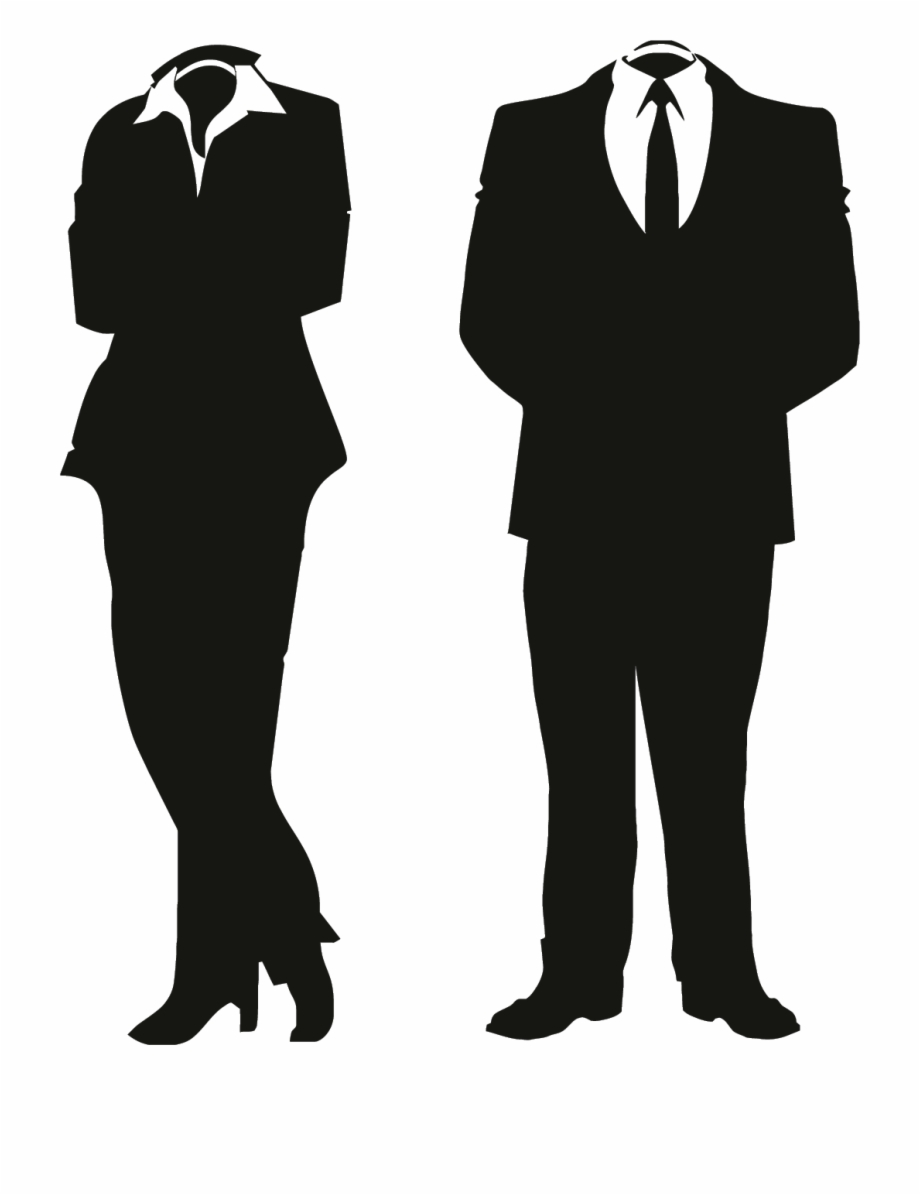 Tuxedo Silhouette Clip Art At Getdrawings.