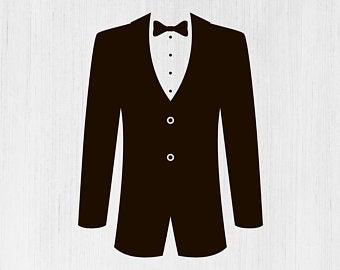 Tuxedo clipart.