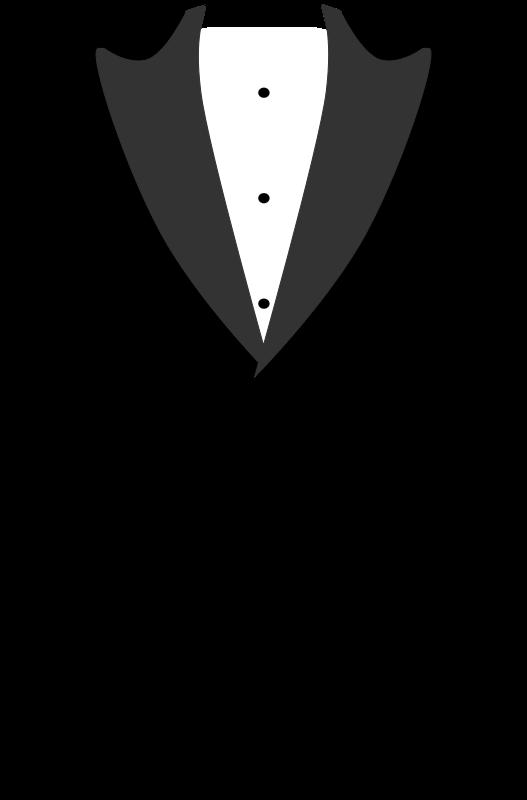 Free Clipart: Basic Tuxedo.